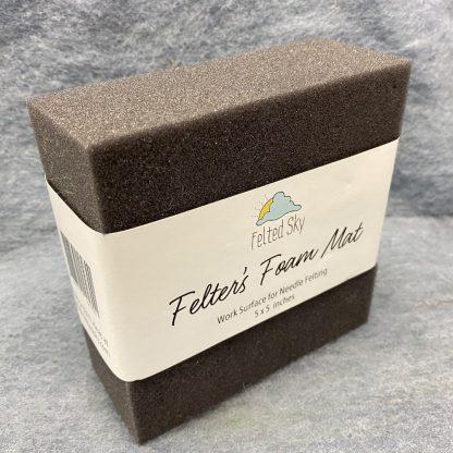 Foam Felting Mat - Small